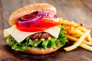 Our award winning Cheesburger